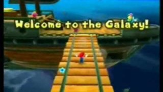 Super Mario Galaxy Game Review (Wii)
