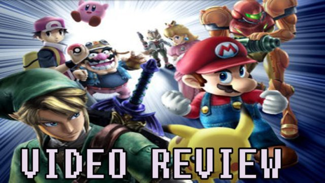Super Smash Bros Brawl Game Review (Wii)