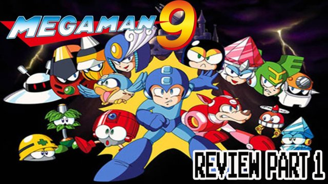 Kwing Game Reviews - Mega Man 9 Game Review