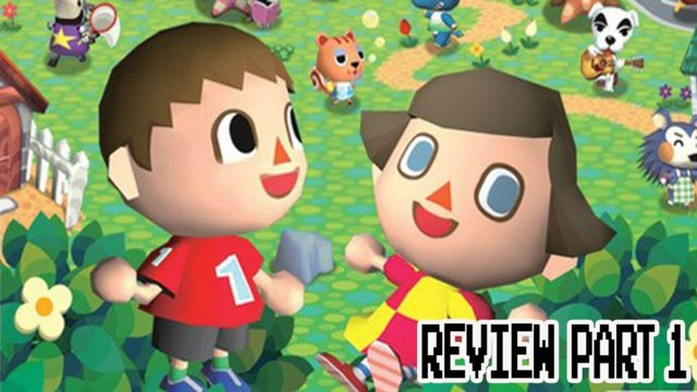 Animal Crossing: City Folk (Wii) Game Review