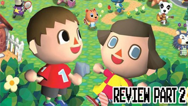 Animal Crossing: City Folk (Wii) Game Review Part 2
