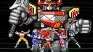 Mighty Morphin Power Rangers (SNES)  Game Review