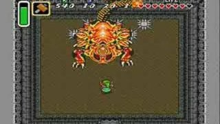 The Legend Of Zelda: A Link To The Past Game Review (Snes/Wii)