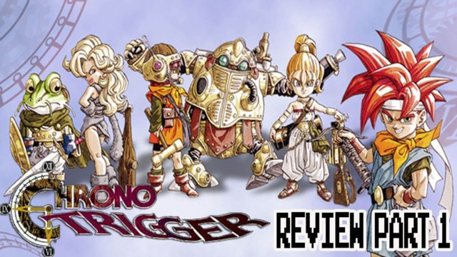 Chrono Trigger (Snes/DS) Review