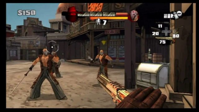 Red Steel 2 (Wii) Review part 3