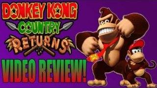 Donkey Kong Country Returns Review!
