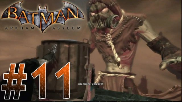 Arkham Asylum - The Fear! Batman Arkham Asylum Part 11