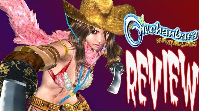 OneChanbara: Bikini Zombie Slayers Review