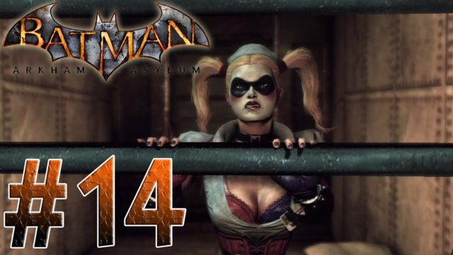 Arkham Asylum - What a Riot! Batman Arkham Asylum Part 14