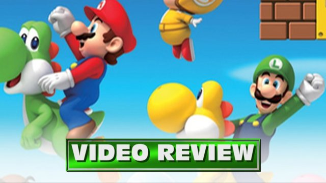 New Super Mario Bros Wii Review