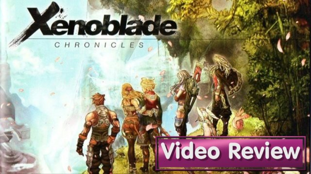 Game Knights TV - Xenoblade Chronicles Review