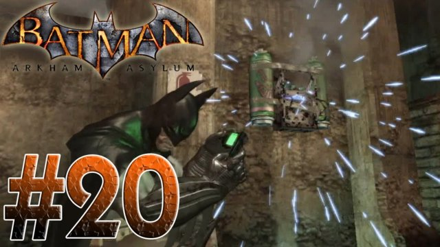 Arkham Asylum - Shutting down the Pumps! Batman Arkham Asylum Part 20