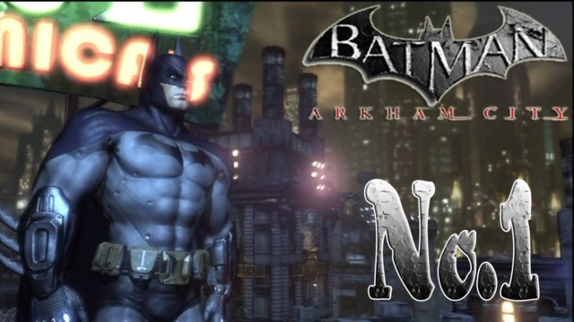 Batman Arkham City: - Bruce Wayne Wanted!