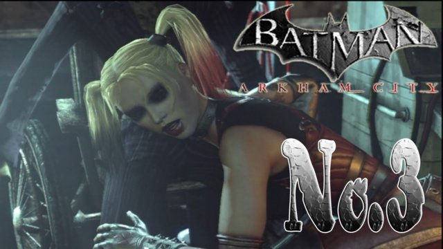 BATMAN ARKHAM CITY - Entering Joker's Fun House