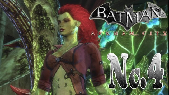 Batman arkham city : Catwoman Vs Poison Ivy
