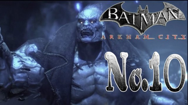 BATMAN ARKHAM CITY - Solomon Grundy born on a MONDAY...