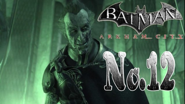 BATMAN ARKHAM CITY - Welcome to Wonder City