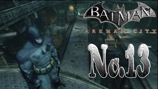 BATMAN ARKHAM CITY - Ra's Al Ghul is many