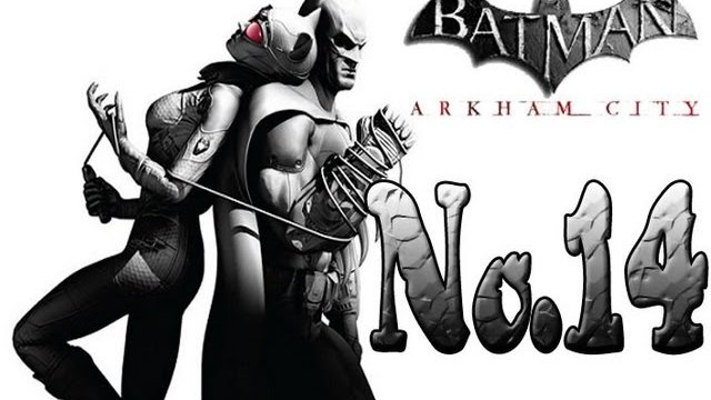 BATMAN ARKHAM CITY - sightseeing in Gotham