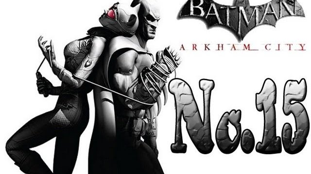 BATMAN ARKHAM CITY - Mr Freeze's Heart of Ice
