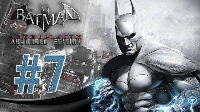 Batman arkham city - Armored Edition Wii U Walkthrough Part 7! Rescue Mr Freeze