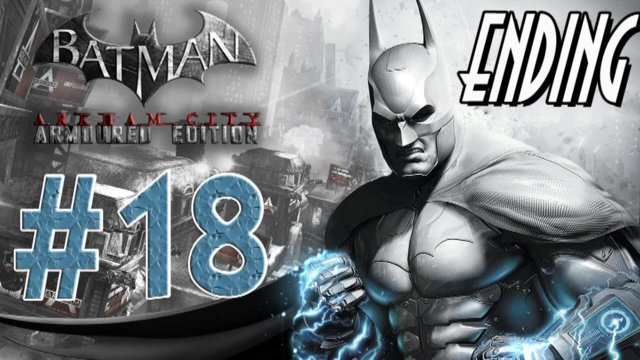 Batman arkham city - Armored Edition Wii U Walkthrough Part 18! Christmas with the Joker