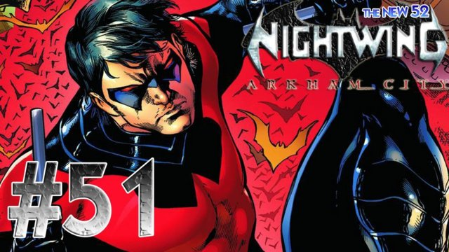 Batman arkham city - Nightwing NEW 52 Discussion and Lore!