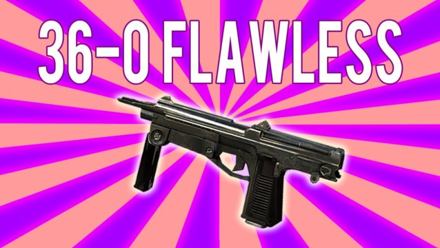 FLAWLESS! 36-0 PM-63 Gameplay - Inside The Mind of xJawz