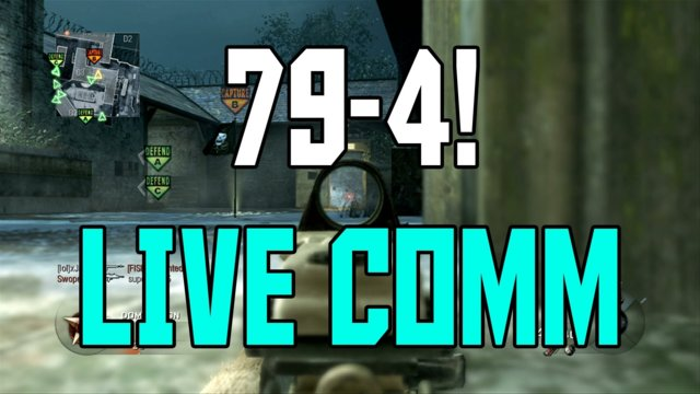 79-4 Black Ops Live Commentary