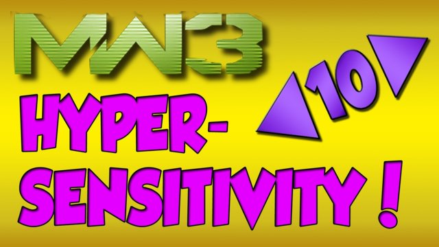 MW3: Changing Sensitivity After Every Kill - xJawz & Vikkstar123 Dual Commentary