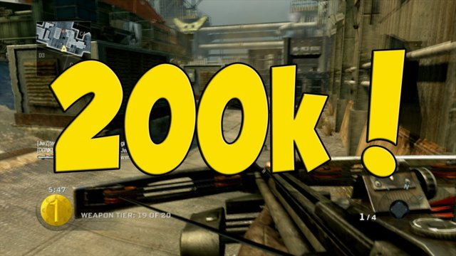 200,000 COD POINTS! - Mission For A Million #5