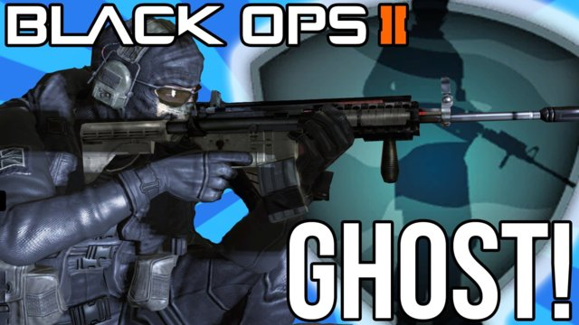 BLACK OPS 2: The New GHOST