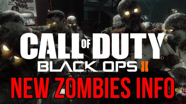 Black Ops 2 Zombie Trailer EXPLAINED! NEW GAME MODES!