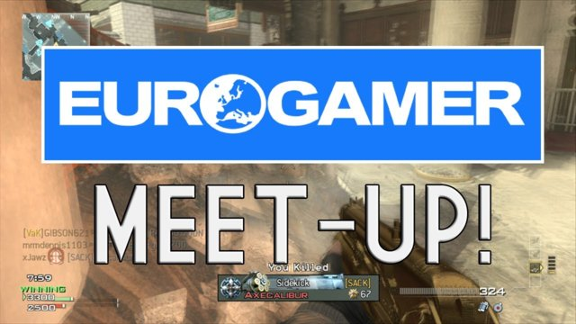 MW3: New Map Parish 30-5 | EuroGamer 2012, Fan Meetup, and BO2 Q&A?!