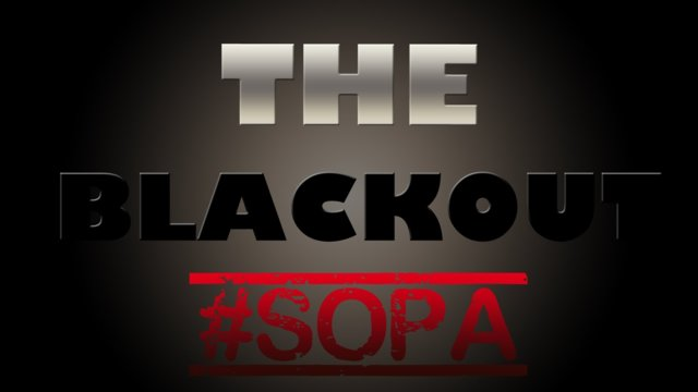The #SOPA Blackout - What is SOPA?