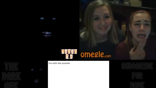 The Dark One | DO YOUR THING DUDE - Omegle