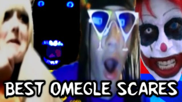 BEST OMEGLE SCARES AND FUNNY MOMENTS