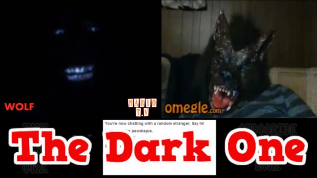 The Dark One | Wolf - Omegle
