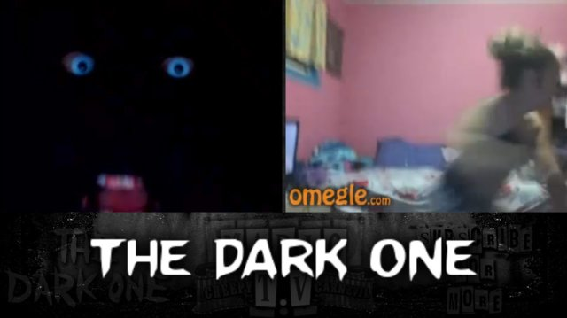 YOU CAN RUN BUT YOU CAN'T HIDE - Omegle Scare