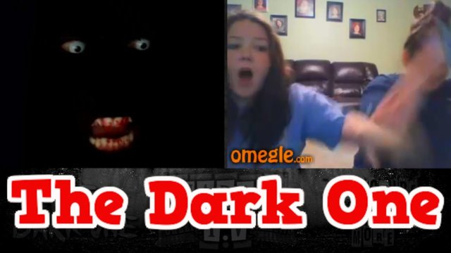 The Dark One | CHANGE IT - Omegle Scares