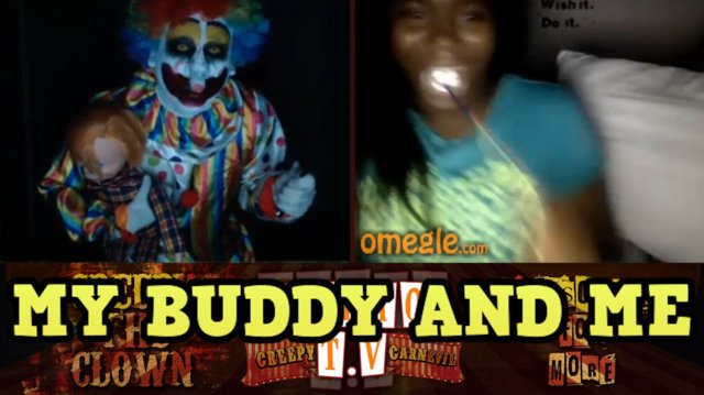 Mr. Cleaver | MY BUDDY AND ME - Omegle