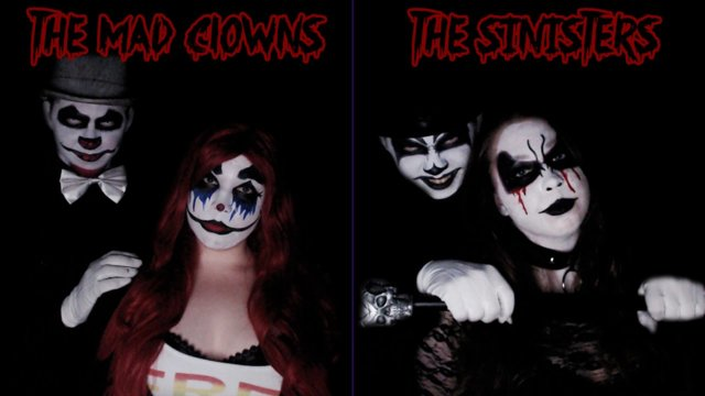 Madness Collides: The Insane Combination of Clowns & Demons Feat. Dani!