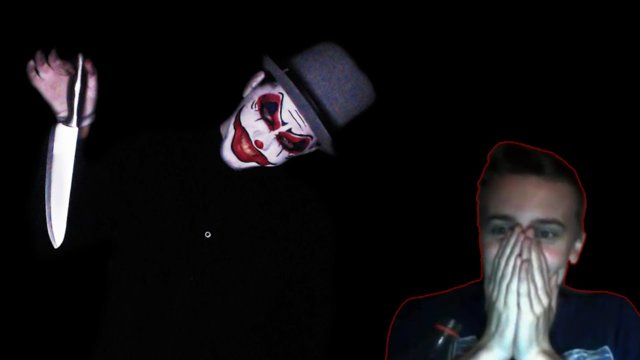 The Clown at Midnight Terrorizes Omegle: There's Nothing Quite Like Fresh Meat!