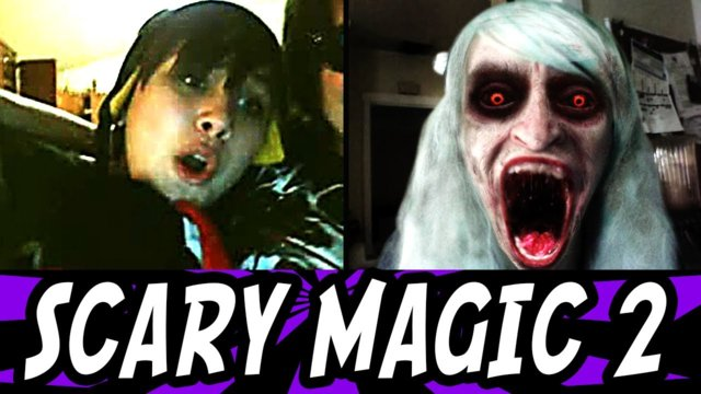 Scary Magic Prank on Omegle! Pt.2