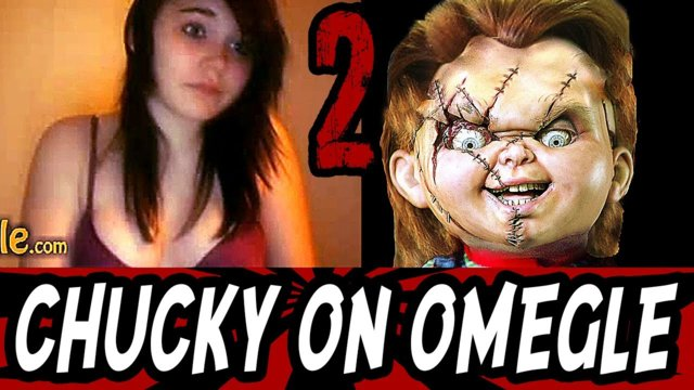 Chucky goes on Omegle! Pt.2