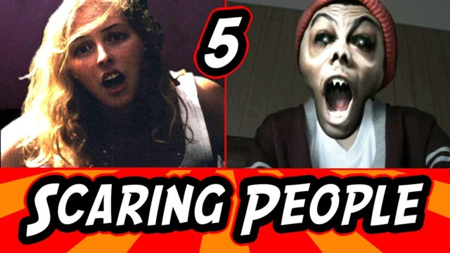 Scary Prank on Omegle 5 - Fan Video Edition
