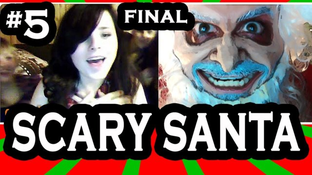 Scary Santa goes on Omegle! pt. 5 - FINAL