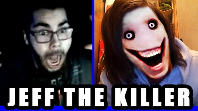 Jeff the Killer RETURNS ! Omegle Scare Prank