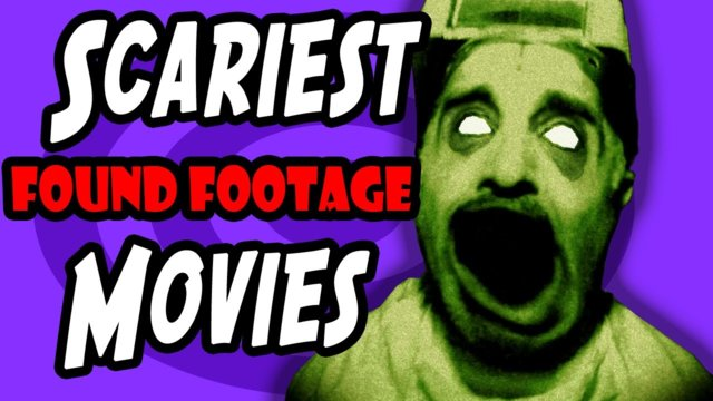 Top 5 Scary Movies- Found Footage Edition