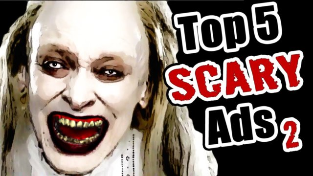 Top 5 Scary TV Commercials 2